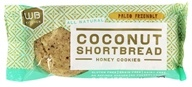 WB Kitchen - All Natural Honey Cookies Coconut Shortbread - 2 oz.