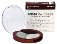 Mineral Fusion - Eye Shadow Trio Jaded - 0.1 oz.
