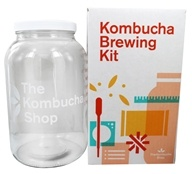 The Kombucha Shop - Kombucha 양조 장비