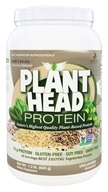 Genceutic Naturals - Plant Head Protein Unflavored - 1.3 lbs.
