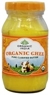 Organic India - Organic Ghee Pure Clarified Butter - 8.8 oz.