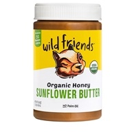 Wild Friends - Organic Sunflower Butter Honey - 16 oz.