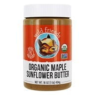 Wild Friends - Organic Sunflower Butter Maple - 16 oz.