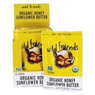 Wild Friends - Organic Sunflower Butter Honey - 1.15 oz.