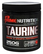 Prime Nutrition - Precision Series Taurine - 250 Grams