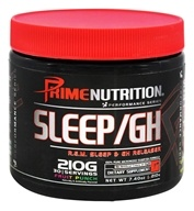 Prime Nutrition - Performance Series Sleep/GH Fruit Punch - 210 Grams