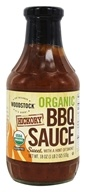 Woodstock Farms - Organic BBQ Sauce Hickory - 18 oz.
