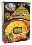 Hodgson Mill - Gluten Free Brown Rice Elbow Pasta - 8 oz.