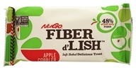 NuGo Nutrition - Fiber d'Lish Bar Apple Cobbler - 1.6 oz.