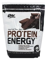 Optimum Nutrition - Protein Energy Chocolate - 1.6 lbs.
