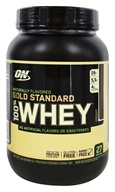 Optimum Nutrition - 100% Whey Gold Standard Natural Protein Chocolate - 1.9 lbs.