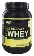 Optimum Nutrition - 100% Whey Gold Standard Natural Protein Vanilla - 1.9 lbs.