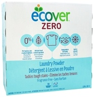 Ecover - Zero Laundry Powder 70 Loads Unscented - 112 oz.