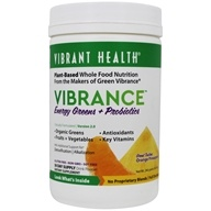 Vibrance Essential Daily Green Food Energizing Orange Pineapple - 255.21 Grams