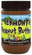Vermont Peanut Butter - Peanut Butter Dark Chocolate - 16 oz.