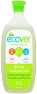 Ecover - Dish Soap Lime Zest - 25 oz.