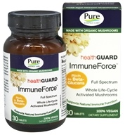 Pure Essence Labs - HealthGuard ImmuneForce - 30 Tablets