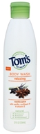 Tom's of Maine - Relaxing Body Wash Vanilla Spice - 12 oz.