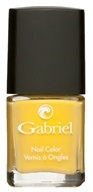 Gabriel Cosmetics Inc. - Nail Color Golden Yellow - 0.5 oz.