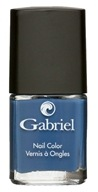 Gabriel Cosmetics Inc. - Nail Color Petrol Blue - 0.5 oz.