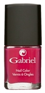 Gabriel Cosmetics Inc. - Nail Color Raspberry - 0.5 oz.