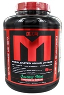 MTS Nutrition - Machine Whey Gourmet Mint Cookies & Cream - 5 lbs.