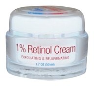 AllVia - 1% Retinol Cream - 1.7 oz.
