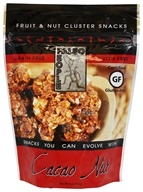 Personnes de Paleo - Gluten-Free Fruit & Nut Cluster Snacks Cacao Nut - 5 once.