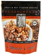 Paleo People - Gluten Free Fruit & Nut Cluster Snacks Cappuccino Crunch - 5 oz.