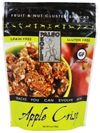 Paleo People - Gluten-Free Fruit & Nut Cluster Snacks Apple Crisps - 5 oz.