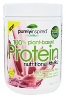 Purely Inspired - 100% Plant-Based Protein Nutritional Shake Very Berry - ...