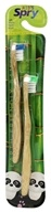 Xlear - Spry Kid's Bamboo Toothbrush Soft Bristle - Twin Pack