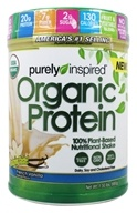 Purely Inspired - 100% Plant-Based Protein Nutritional Shake Natural Vanilla - 680 Grams