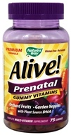 Nature's Way - Alive! Prenatal - 75 Gummies