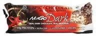 NuGo Nutrition - Dark Chocolate Bar Spicy Chocolate with Chili Peppers - 1.76 oz.