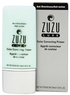 Zuzu Luxe - Color Correcting Primer Anti-Blotchiness - 1 oz.