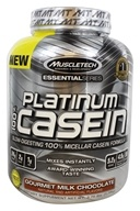 Muscletech Products - Platinum Essential Series 100% Casein Gourmet Milk Chocolate - 3.75 lbs.