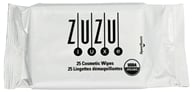 Zuzu Luxe - Organic Cosmetic Wipes - 25 Wipe(s)
