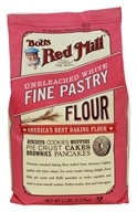 Bob's Red Mill - Unbleached White Fine Pastry Flour - 5 lbs.