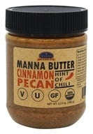 Manna Organics - Manna Butter Cinnamon Pecan with a Hint of Chili - 12 oz.