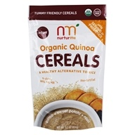Nurturme - Organic Baby Cereal Quinoa, Sweet Potato & Raisin - 3.7 oz.