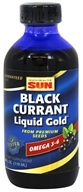 Health From The Sun - Black Currant Liquid Gold - 4 oz.