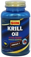 Health From The Sun - Krill Oil Ultra Potent 500 mg. - 90 Softgels