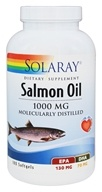 Solaray - Salmon Oil 1000 mg. - 180 Softgels