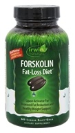 Irwin Naturals - Forskolin Fat-Loss Diet - 60 Softgels