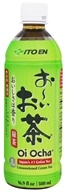 Ito En - Unsweetened Oi Ocha Green Tea - 16.9 oz.