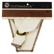 CoffeeSock - ColdBrew Filter Half Gallon Size - 1 Count