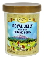 Premier One - Royal Jelly Made with Organic Honey 30000 mg. - 11 oz.