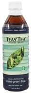 Tea's Tea - Unsweetened Mint Green Tea - 16.9 oz.