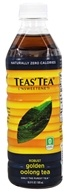 Tea's Tea - Unsweetened Golden Oolong Tea - 16.9 oz.